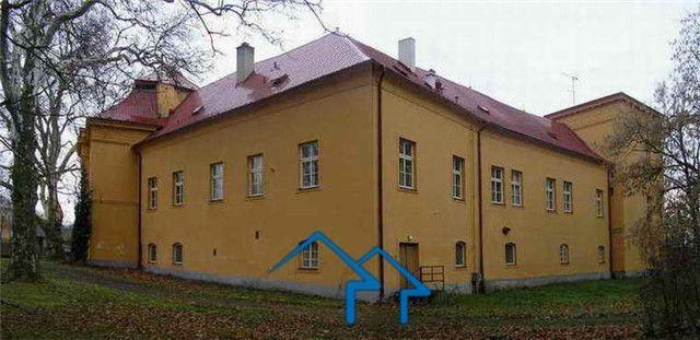 捷克 Běstvina 巴洛克风格城堡 风景优美 面积广阔