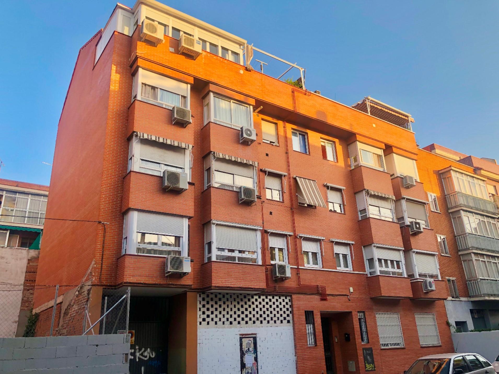 马德里帕罗卡公精装两房公寓