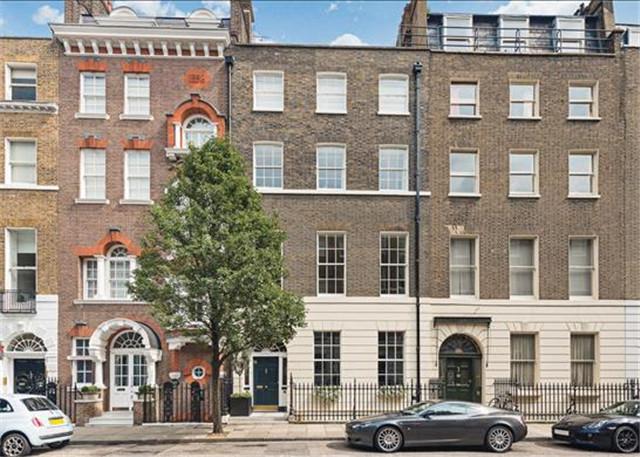 伦敦 London 联排别墅 6卧5卫 采光充足 面积宽敞 花园露台 临近地铁站