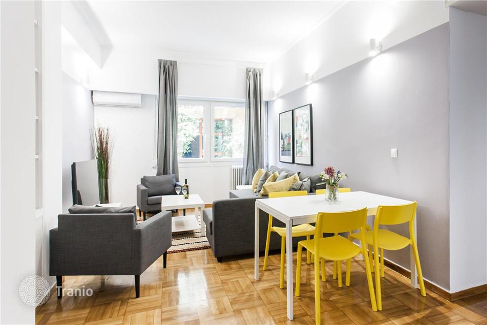 希腊雅典 Kolonaki地区 精美公寓 优越位置 宽敞舒适 南北通透