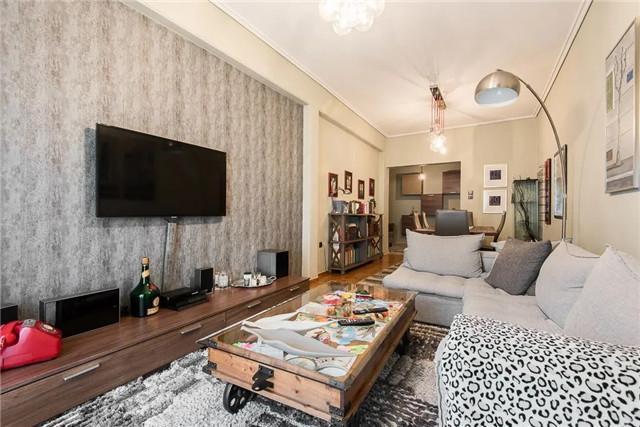 希腊 雅典Koukaki 典雅公寓 位置优越 宽敞舒适 南北通透