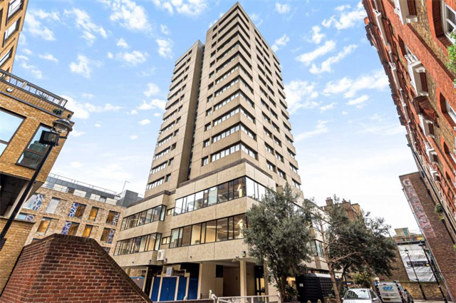 英国伦敦Soho 1居室公寓 户型精致 位置优越 明亮通风