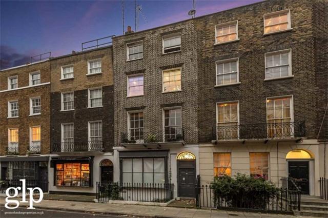 英国伦敦Bloomsbury 1居室公寓 户型精致 采光充足 交通便利